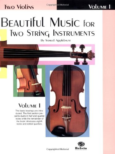 Beautiful Music for Two String Instruments