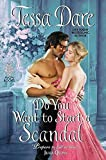 img - for Do You Want to Start a Scandal: Library Edition (Spindle Cove) book / textbook / text book