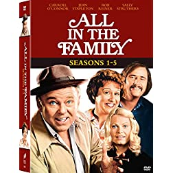 All In The Family - Season 1 / All In The Family - Season 2 / All In The Family - Season 3 / All In The Family - Season 4 / All In The Family - Season 5 - Set