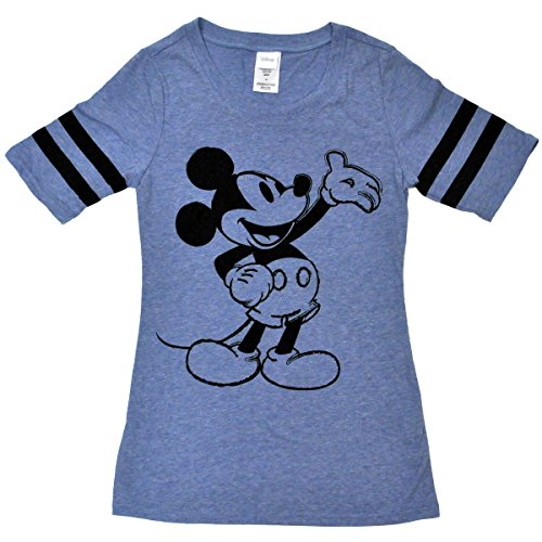 Disney Junior T-shirt  Athletic Jersey Stripes