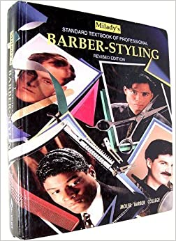 Text Book   Barber College   Texas Barber College
