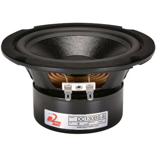 Dayton Audio Dc130Bs-8 5-1/4 Classic Shielded Woofer