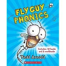 플라이 가이즈 Fly Guy Phonics Boxed Set 파닉스 북 페이퍼백 세트