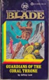img - for Blade # 20 : Guardians of the Coral Throne book / textbook / text book