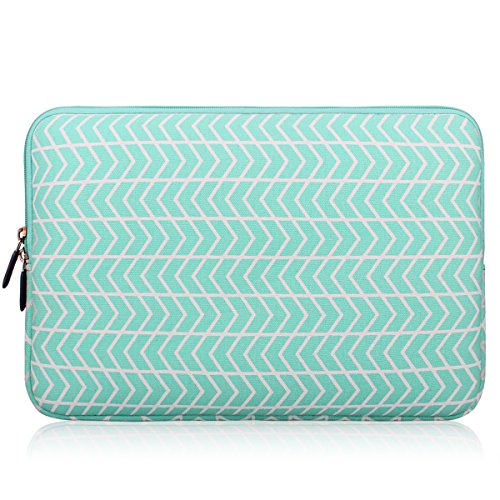Zikee Laptop Sleeve Case Bag 11 11.6 inch Neoprene Water resistant Notebook Computer Briefcase Carrying Cover, Acer Chromebook 11/Asus/Dell/HP Stream 11.6/Lenovo IdeaPad 100s/Samsung Chromebook 2/3 (Wheeling Laptop Bag compare prices)