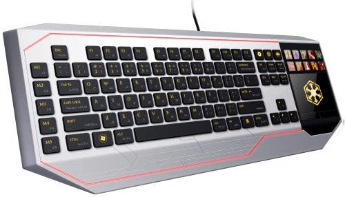 Razer Star Wars: The Old Republicゲーミングキーボード by Razer 【正規保証品】 RZ03-00670100-R3M1
