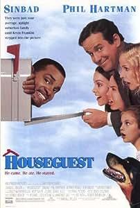 Houseguest Poster Movie B 11x17 Sinbad Phil Hartman Jeffrey Jones Kim Greist