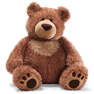 Gund Slumbers Brown Bear 17