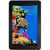 """Woxter Qx75 - Tablet de 7"""" (WiFi, 4 GB de RAM, con pantalla HD táctil, Quad Core Cortex A7, Android 4.4) negro"""