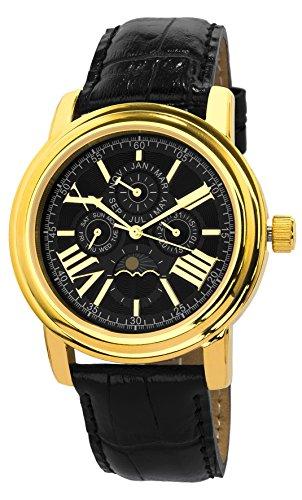 Hugo von Eyck orologio da uomo al quarzo Cygnus, HE311-222
