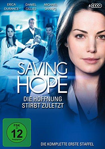 Saving Hope - Die Hoffnung stirbt zuletzt (Die komplette erste Staffel) [4 DVDs]