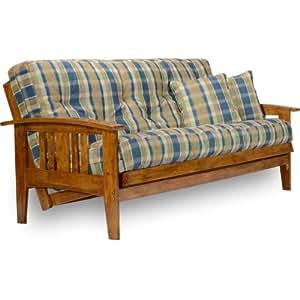 futon set full size frame premium 8 mattress dusk cover futon