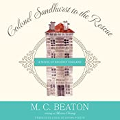 Colonel Sandhurst to the Rescue: The Poor Relation, Book 5 | M. C. Beaton