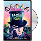 Charlie and the Chocolate Factory (Widescreen Edition) ~ Johnny Depp