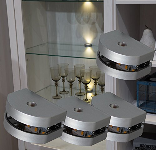 LED-3-Seiten-Glaskantenbeleuchtung-4-er-Set-Clip-Mod2295-4-Glasbodenbeleuchtung-Vitrinenleuchte-Schrankbeleuchtung-warmwei-Komplettset