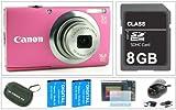 Canon A2300 Digitalkamera Pink, Neu Neu als SET