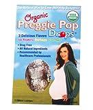 Preggie Pop Drops Organic (12Pieces) プレギー・ポップ・ドロップス・オーガニック つわり用サワーキャンディー