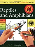 Reptiles and Amphibians (Peterson Field Guide Color-In Books)