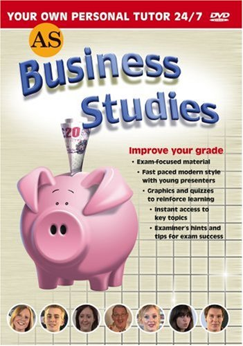 AS Revision Business Studies DVD