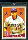 2008 Upper Deck Goudey # 37 Aramis Ramirez Cubs MLB Baseball Trading Card Screw Down