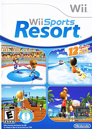 Wii Sports Resort by Nintendo (Certified Refurbished) (Refurbished Wii Console Only compare prices)