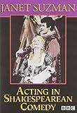 The Acting Series: Janet Suzman - Acting In Shakespearean... [DVD]