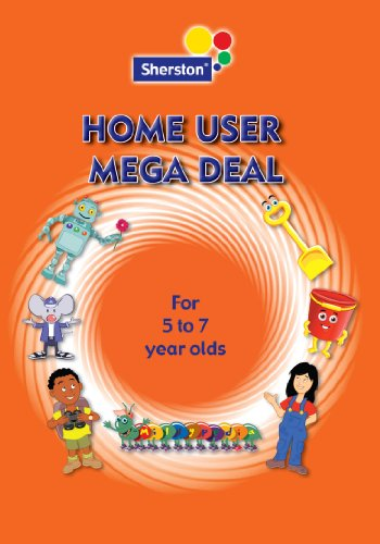 Sherston Mega Deal Software Pack for 5 to 7 year olds - for Home Use