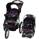 Baby Trend Expedition Jogger Travel System, Infant Car Seat, Car Seat Carrier Stroller, Royale Purple