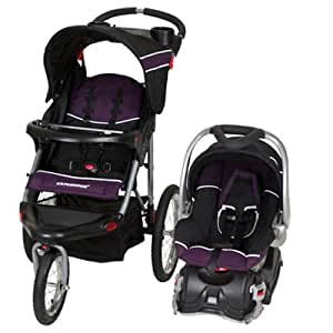 Amazon.com : Baby Trend Expedition Jogger Travel System ...