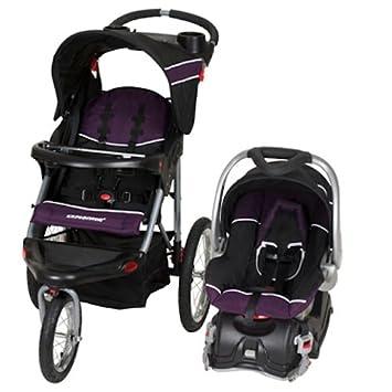 Purple Baby Girl Strollers