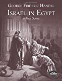 img - for Israel in Egypt in Full Score (Dover Music Scores) book / textbook / text book