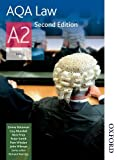 img - for AQA Law A2 Second Edition book / textbook / text book