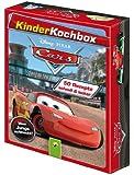 Disney Kinderkochbox - Cars: Was Jungs schmeckt- Box mit 50 Rezeptkarten