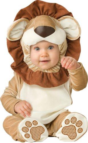 Infant Lovable Lion