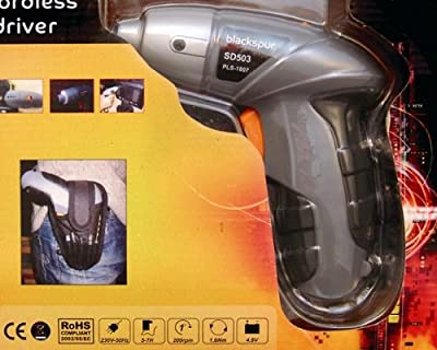 48v Cordless Electric Screwdriver Drill Set  by OV