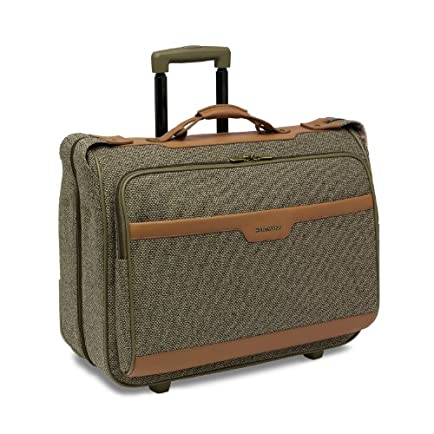 Hartmann Tweed Carry On Mobile Traveler Garment Bag