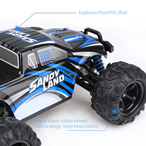 RC-AutoDistianert-9300-elektrisches-RC-Auto-Carrera-RC-Schnelle-Ferngesteuerte-Autos-Ferngesteuertes-Fahrzeug-Offroad-fernbedientes-Auto-118-Mastab-24Ghz-4WD-hohe-Geschwindigkeit-30MPH-mit-einer-extra