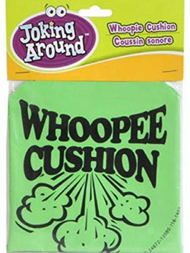 Whoopee Cushion Prank Fart Gag Joke Bag Novelty Noise Maker Surprise (Pack of 2)