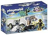 Playmobil 6692 - Super 4: Il Camaleonte con Gene