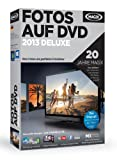 Software - MAGIX Fotos auf DVD 2013 Deluxe inkl. Foto Manager MX Deluxe (Jubil�umsaktion)