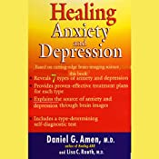 Healing Anxiety and Depression | [Daniel G. Amen, Lisa C. Routh]