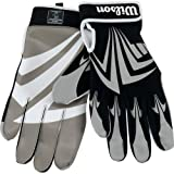 Wilson Sporting Goods Ultimate Grip Adult Receiver Glove Medium by Wilson