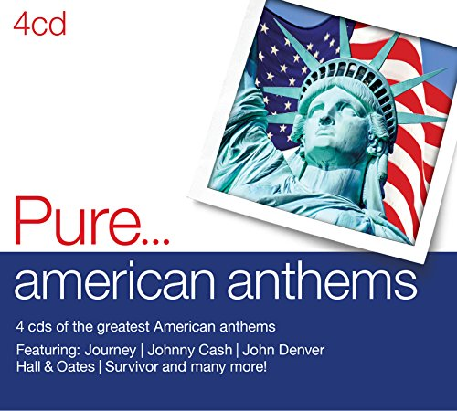 Pure... American Anthems [4 CD]