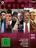 Tatort - 70er Box, Vol. 1 (1970-1972) (3 DVDs)
