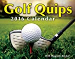 Golf Quips 2016 Mini Day-to-Day Calendar