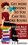 Get Reviews so You Can Sell More Book...