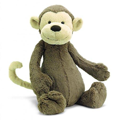 "Jellycat® Bashful Monkey, Large - 14"" front-1031997"