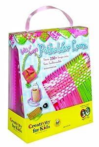 Lot's O'Loops Potholder Loom