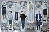 防弾少年団 BTS - ミニチュア等身大 Standing Paper (卓上ポップスタンド) [韓国製]