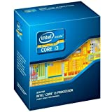 Intel Core i3-3225 Dual-Core Processor 3.3 GHz 3 MB Cache LGA 1155 - BX80637i33225